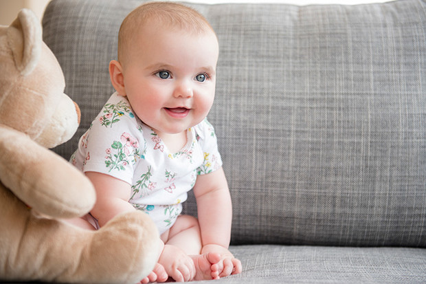 Фото №1 - Малыши месяца. Апрель 2017