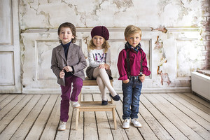 "Фото №2 - Кастинг ""Дети в моде"". Май"