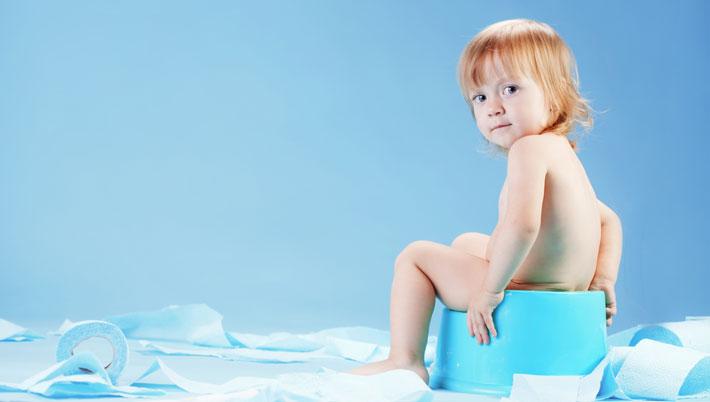 Первая помощь: расстройство желудка у ребенка