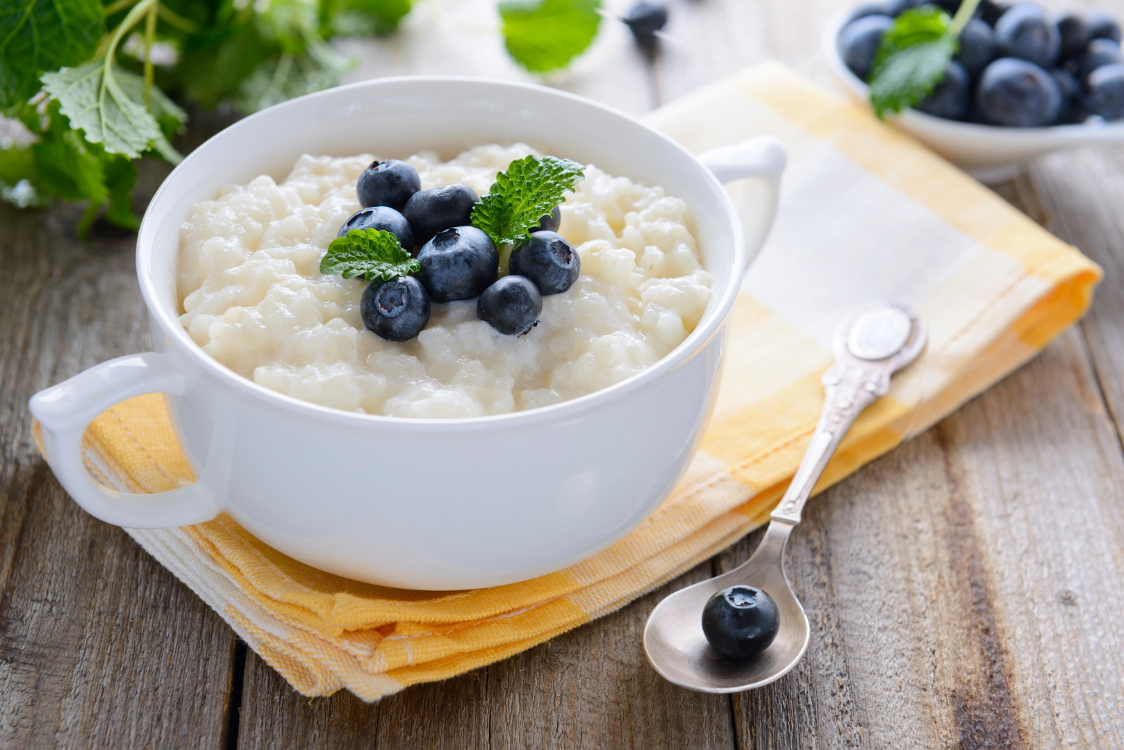 3 причины предложить малышу блюда из риса