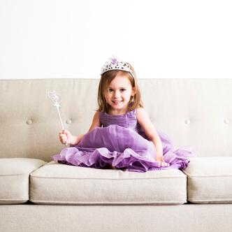 Фото №1 - Тур 1. Самая красивая принцесса