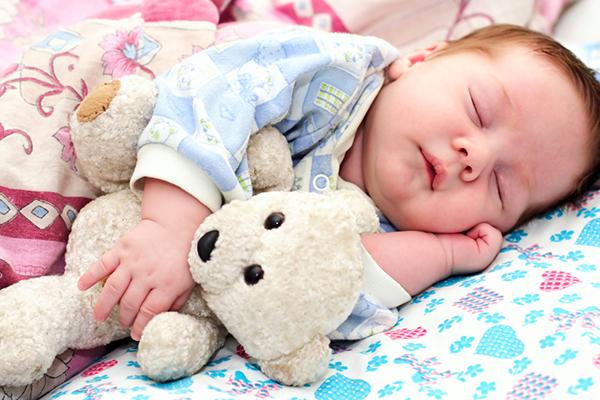 Мой младенец спит всю ночь