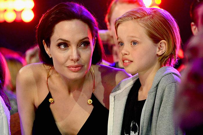 Что происходит с Шайло Джоли-Питт?