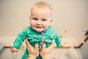 Фото №2 - Малыши месяца. Апрель 2016