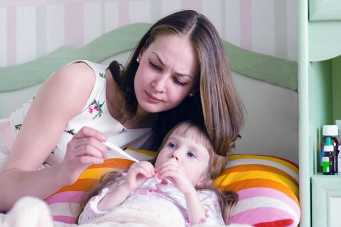 Часто болеющий ребенок: кто это такой