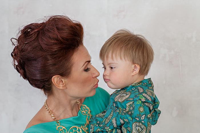 Эвелина Бледанс: «Нам пишут, что уже не боятся родить такого ребенка»