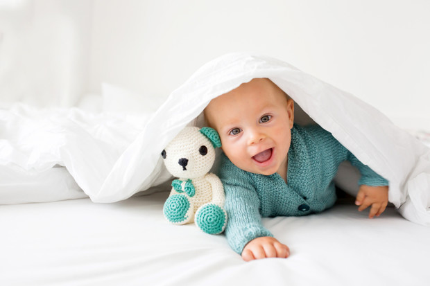 Фото №1 - Малыши месяца. Август 2019