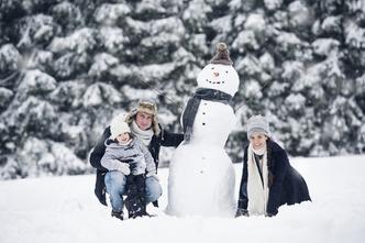 Фото №2 - Зимние забавы