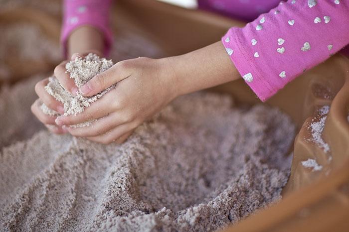Психотерапия в песочнице или Песочная терапия